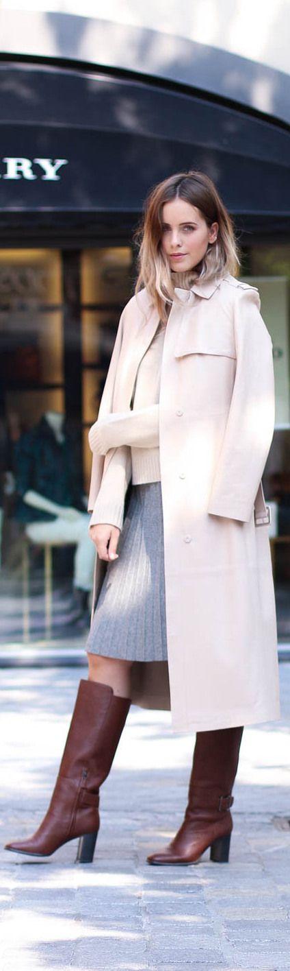 Strenesse Coat / Fashion By Moderosa