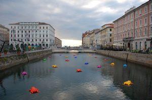 Trieste, Canale di Ponterosso