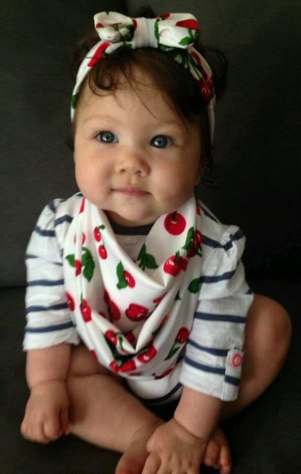 Matching Baby Scarf Bib Amp Headband Kids Amp Parenting