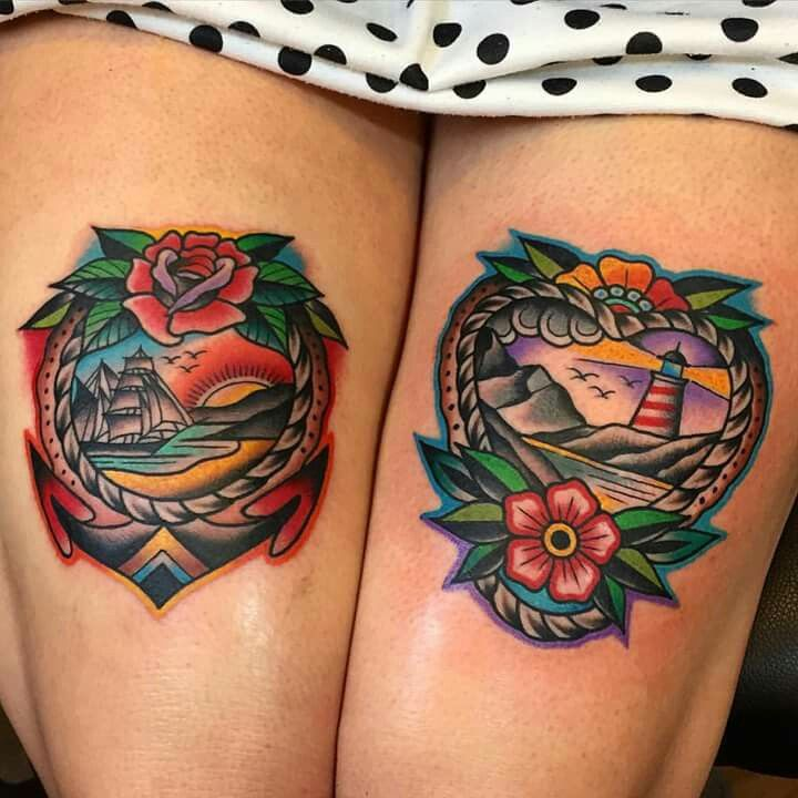Tattoostraditional On Pinterest: 808 Best Images About American Traditional Tattoo On