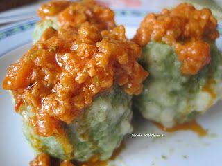 Wellness WITH Chiara R.: Food: Canederli agli spinaci senza uova
