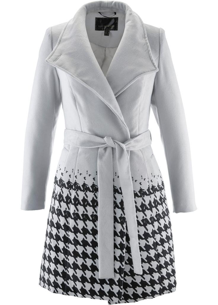 Mantel in Woll-Optik mattsilber/schwarz - bpc selection jetzt im Online Shop von bonprix.de ab ? 37,99 bestellen. Mit diesem Mantel der Marke bpc selection ...