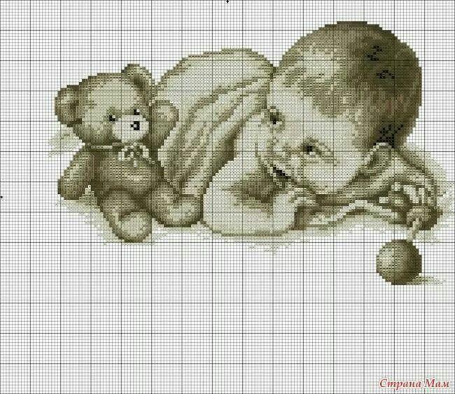 Bebe osito