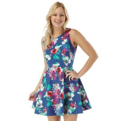 Joe Browns Multi Coloured Tropical Dress