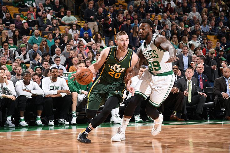 Celtics and Jazz Discuss Sign-and-Trade for Jae Crowder