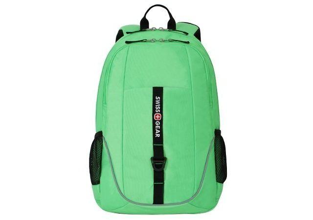 SwissGear Laptop Backpack (Neon Green) $11.04 (amazon.com)