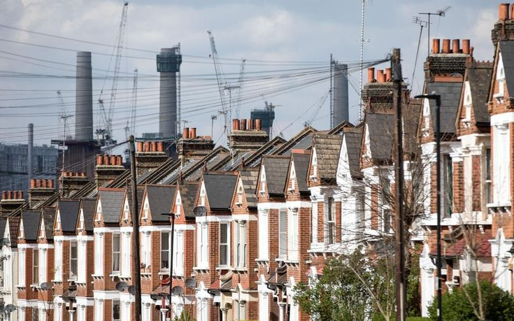 London remains the worst-performing region in the UK for property prices