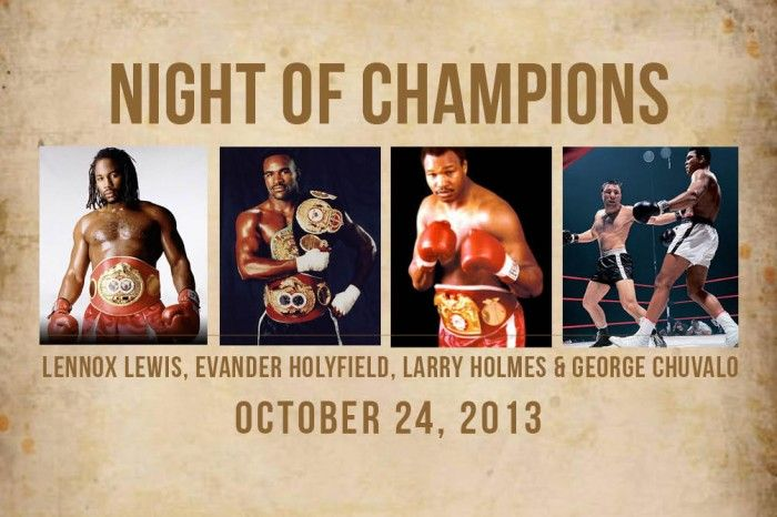 Night of Champions - LIUNA Station! | Real Events | Liuna Events Blog