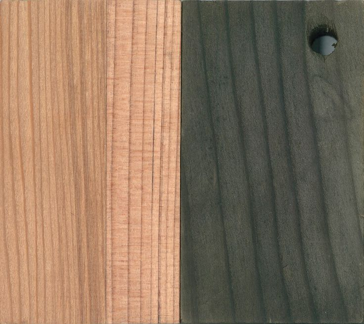Redwood before and after treatment with eco wood treatment - Cedar wood preservative exterior ...
