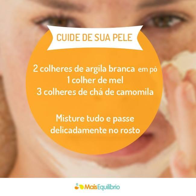 Veja algumas receitinhas caseiras para esfoliar o rosto e corpo http://maisequilibrio.com.br/esfoliacao-para-cuidar-da-pele-6-1-5-598.html