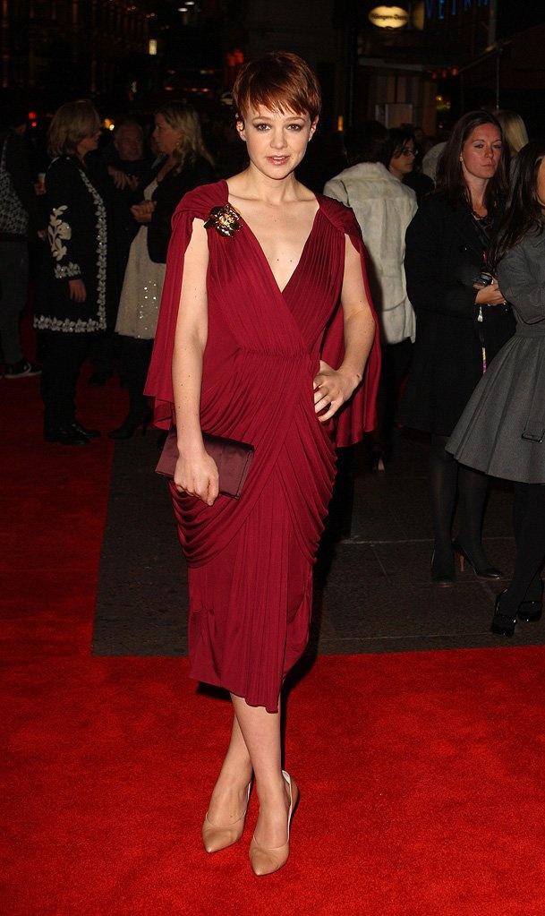 Carey Mulligan in Vionnet — BFI London Film Festival premiere of An Education