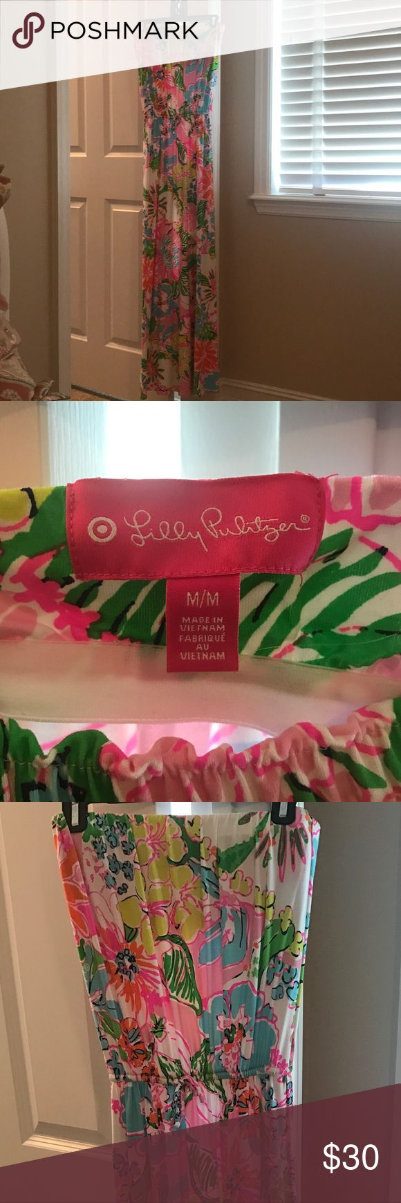Lilly Pulitzer for Target Maxi dress. Size Medium Lilly for Target maxi dress. Size Medium. Worn just a couple of times. Lilly Pulitzer for Target Dresses Maxi