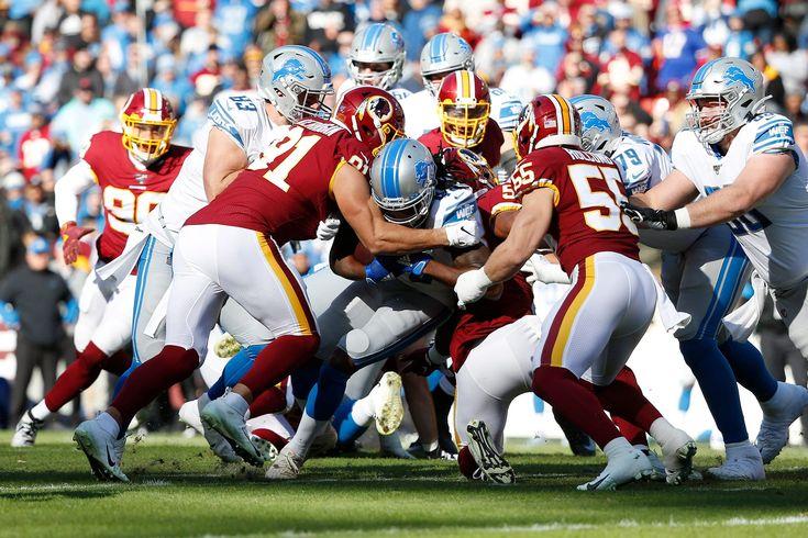 Detroit lions grades quarterback defensive backs