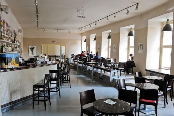 Nod cafe | Galerie, Theatro, cafe