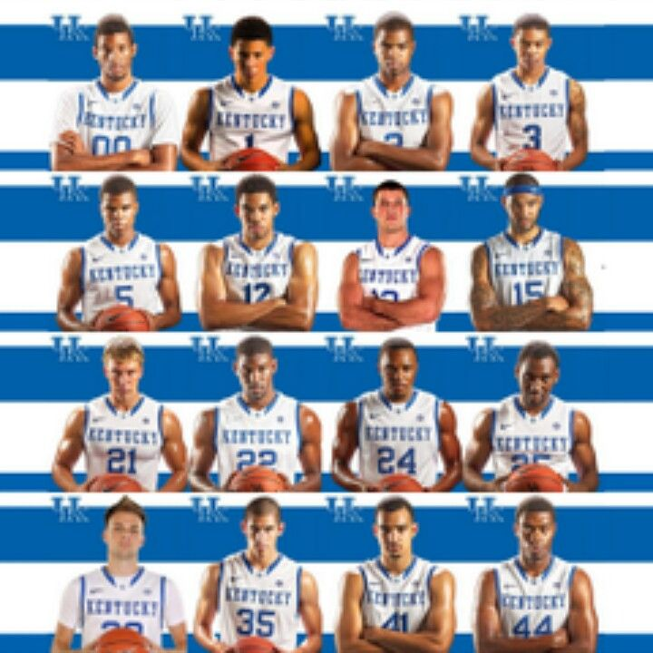 Kentucky basketball 2014 2015
