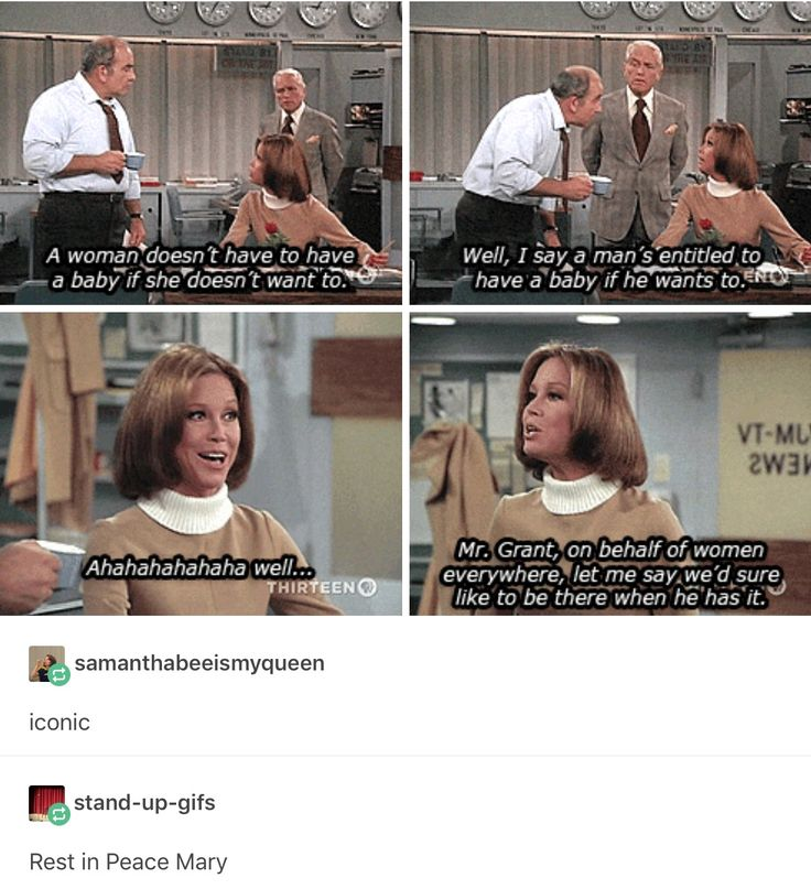 Mary Tyler morre is the best