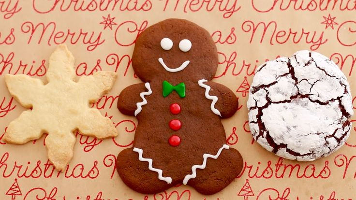 3 GIANT Single-Serving Christmas Cookies - Gemma's Bigger Bolder Baking ...
