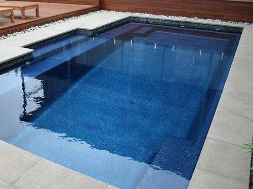 10 best fiberglass pool install 49 images on pinterest for Pool design new zealand