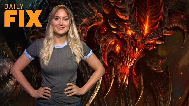 Blizzard Hints at Future Diablo Announcement - IGN Daily Fix Blizzard talks Diablo's presence at Blizzcon 2017 Mario punched Yoshi a lot in Super Mario World and our Friday giveaway. September 30 2017 at 12:15AM  https://www.youtube.com/user/ScottDogGaming
