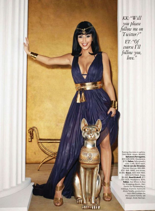 Inspirações: Cleópatra | Truue Colors