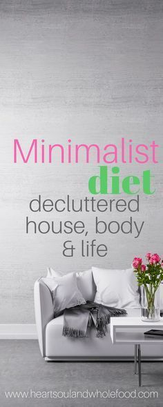 Minimalism is on the rise and can totally transform your life. The minimalist lifestyle is more than downsizing. Minimalism can affect your whole life. Simplify, Organize and Minimize your life. #organizeyourlife