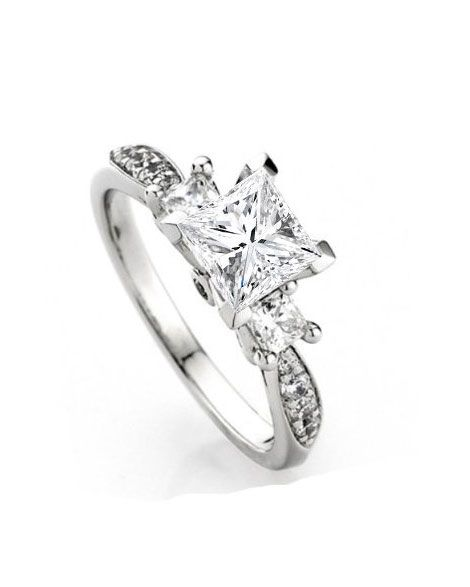 Bridal Semi Mount Engagement Ring