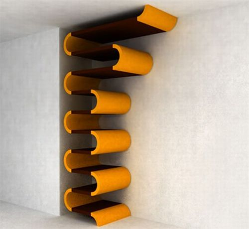 // Bookshelf by Maria Yasko