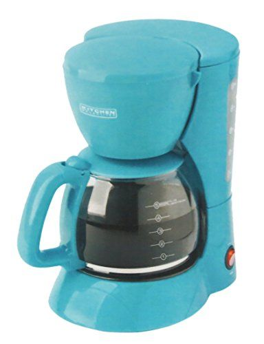 Kitchen Selectives Colors  Cup Coffee Maker Tea Turquoise