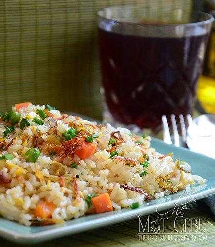 Nasi Goreng untuk Anak-anak