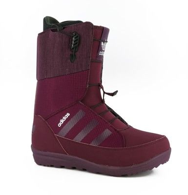 Adidas Mika Lumi Women's Snowboard Boots 2015 - amazon red/light maroon/black - Free Shipping