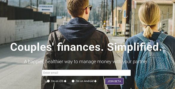 New apps help couples co-manage their funds