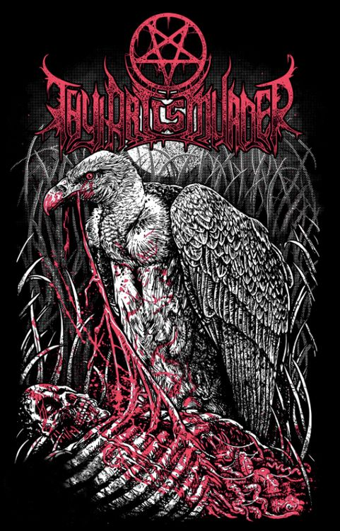 Thy Art Is Murder The Adversary Music T