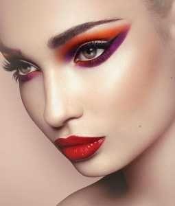 wijn rood lippenstift Make-up trend: Fall-Winter http://shop.emeral-beautylife.nl