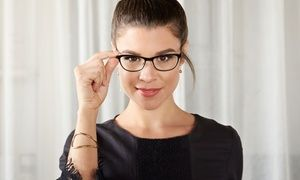 Groupon - Complete Prescription Eyeglasses with Optional Eye Exam at SVS Vision Optical Centers (Up to 76% Off)  in Multiple Locations. Groupon deal price: $69