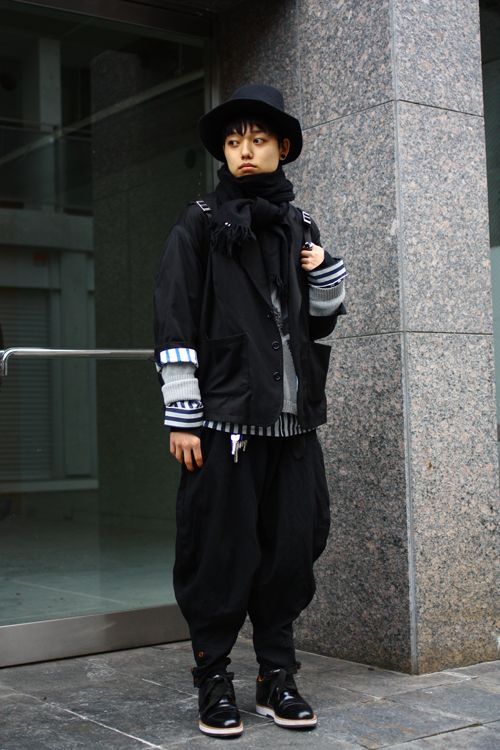 The gallery for --> Japanese Cyberpunk Fashion