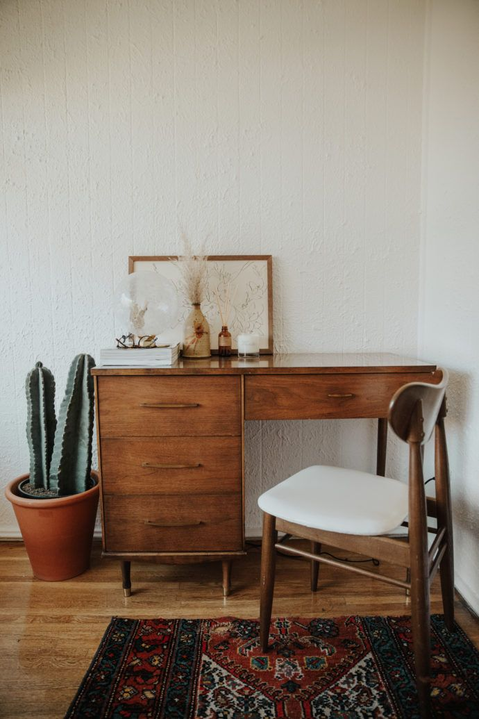 Tonya Smiths Portland-Haus ist voll von Vintage-Vibes