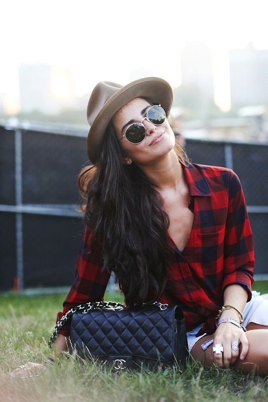 LOVE this look! It's simple yet effective and reflects my own sense of style.