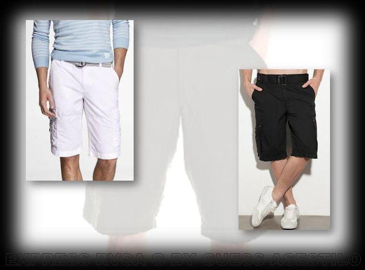 AsEstilo Store: CARGO SHORTS FOR MEN - ONLINE - SPRING / SUMMER