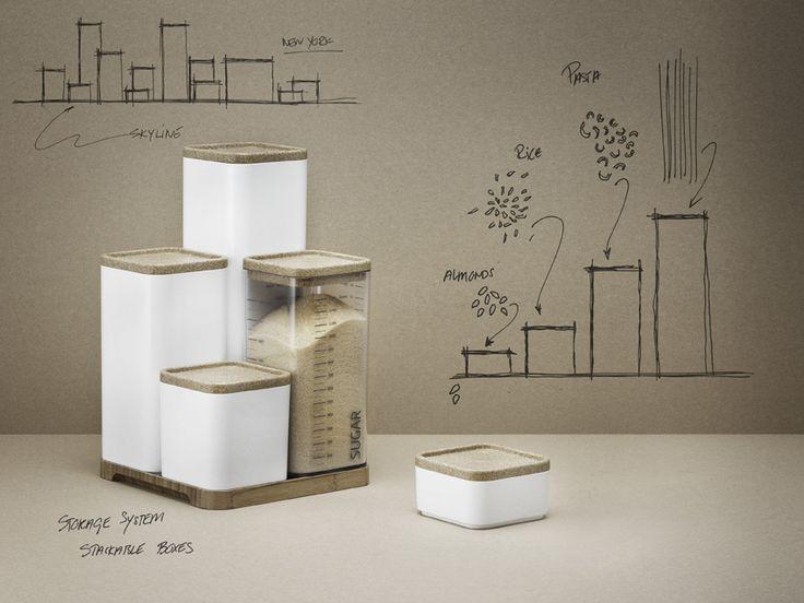 Датская компания получила премию Red Dot Design Award — 2012 за набор кухонных контейнеров