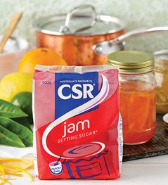 CSR website. Great info about Jam Setting Sugar, nice recipes. Must try!