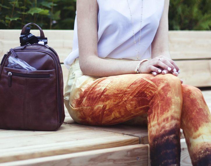 Yellow Harem Pants | FASHION IS MY RELIGION | photo Alex C.D. photography | www.fashionismyreligion.ca