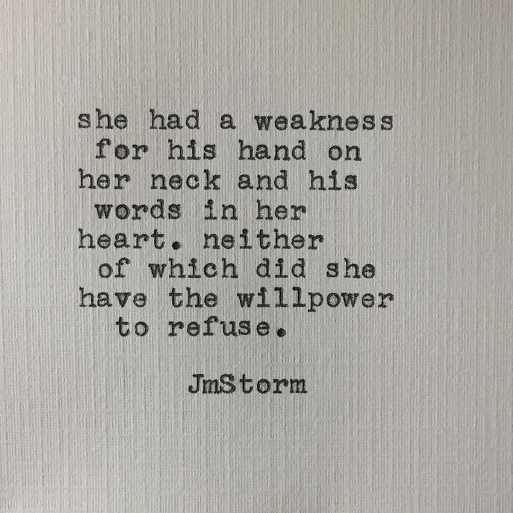 Weaknesses  #jmstorm #jmstormquotes