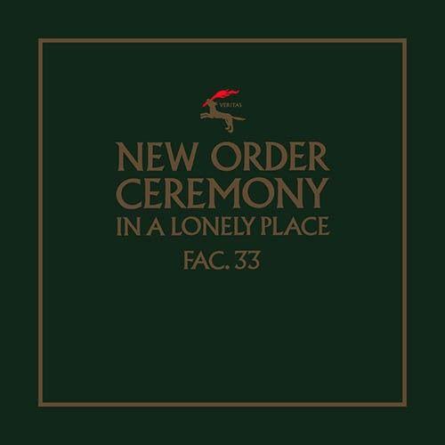 New Order | Ceremony