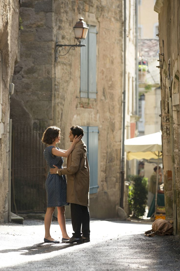 A wonderful film, that made me so nostalgic about my French life...The hundred foot journey in Saint Antonin Noble Val.   www.marisaraoul.com