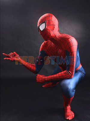 Amazing #spiderman 2 #costume #halloween cosplay spandex superhero zentai jumpsui,  View more on the LINK: http://www.zeppy.io/product/gb/2/192057140812/