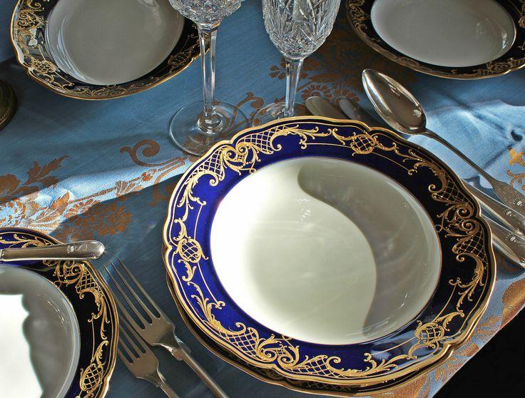https://flic.kr/p/VKRYqB   KPM, Berlin, Speiseservice, Speiseteller, Suppenteller, Teller, Reliefgold, Kobalt, Blau, plate, dinnerplate, dinner service, cobalt, blue, raised gold, rococo, baroque   KPM, Berlin, Speiseservice, Speiseteller, Suppenteller, Teller, Reliefgold, Kobalt, Blau, plate, dinnerplate, dinner service, cobalt, blue, raised gold, rococo, baroque, www.kabelitz-porzellan.de…