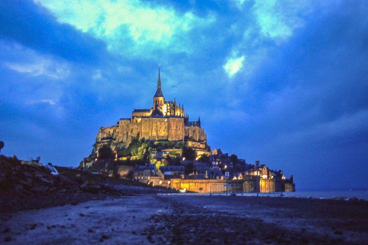 Mont St. Michel - L'isola