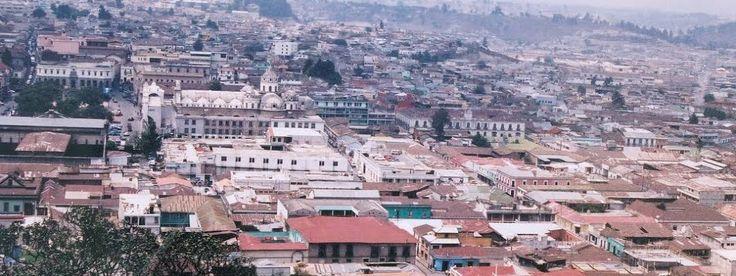 Quetzaltenango travel guide