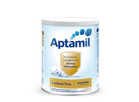 Aptamil Lactose Free Formula