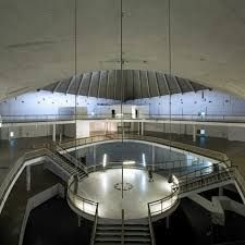 Image result for Commonwealth Institute building in Kensington LONDON